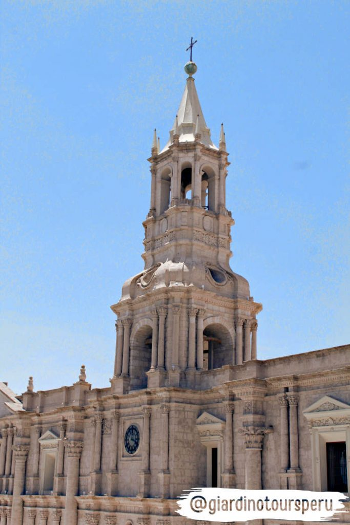 Arequipa Catedral_ Arequipa Cathedral