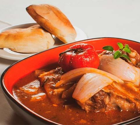 Food Arequipa Adobo