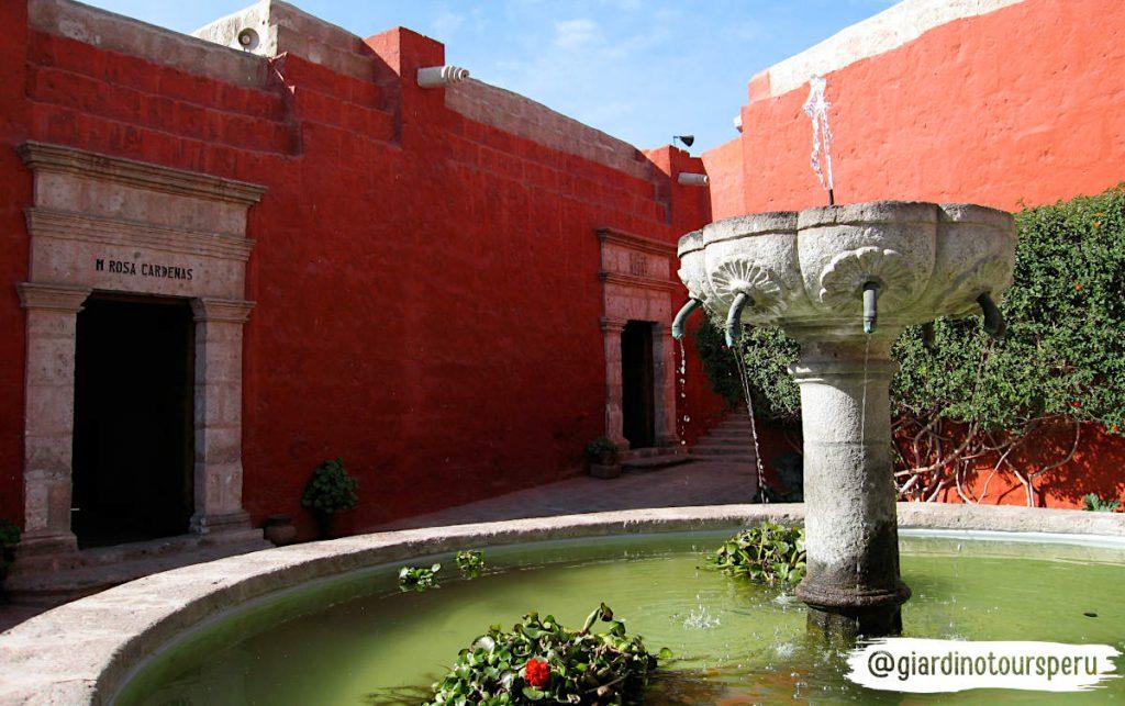 Santa Catalina Monastery_ Arequipa