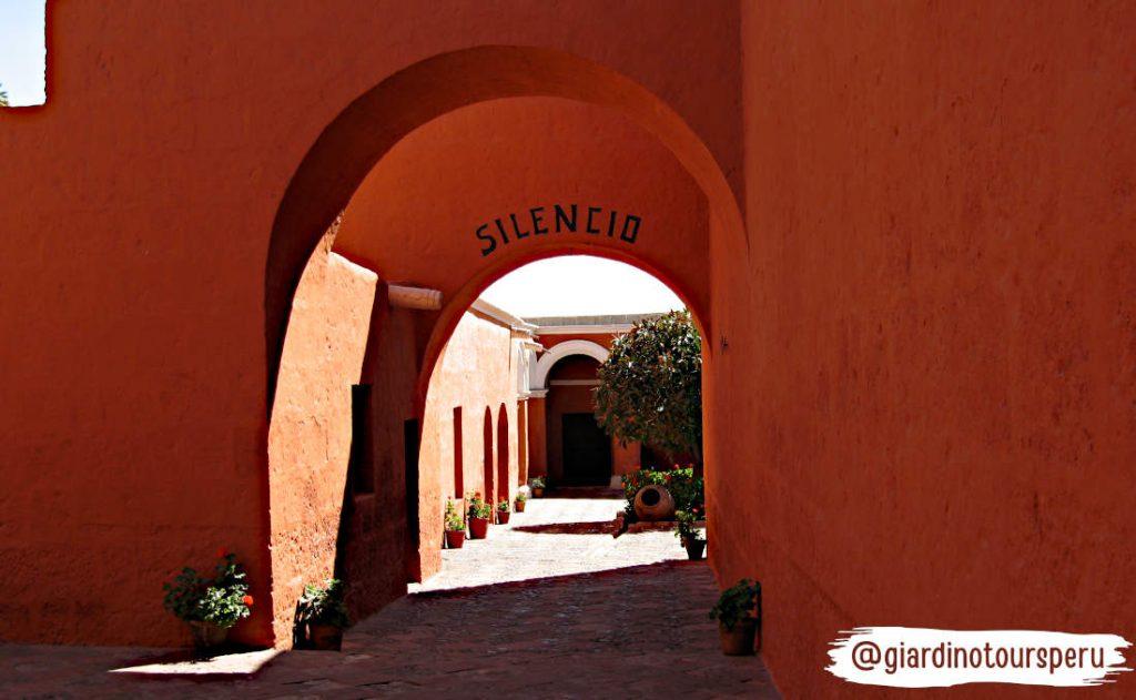 Monastery Santa Catalina