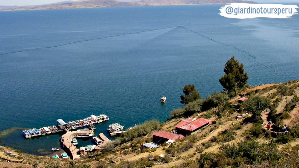 Taquile island_Isla Taquile
