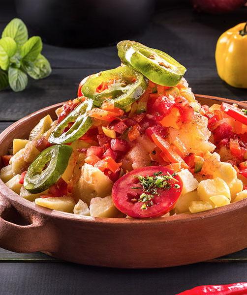 Food Arequipa Escribano
