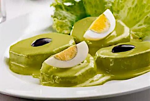 Food Arequipa Ocopa